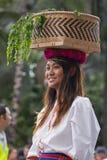 Filipina. Event:  2015 Honolulu Festival 07.III.15 Stock Photo