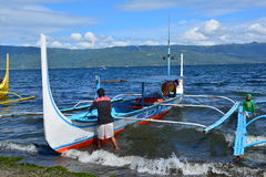 Filipinas, isla de Luzón Imagenes de archivo