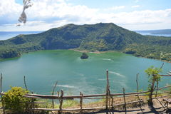 Filipinas, isla de Luzón Foto de archivo libre de regalías