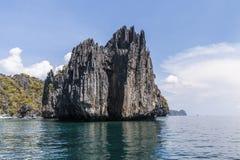 Filipinas, isla de Palawan Foto de archivo libre de regalías