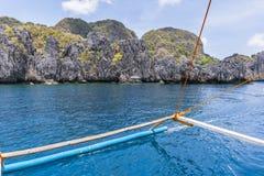 Filipinas, isla de Palawan imagen de archivo libre de regalías