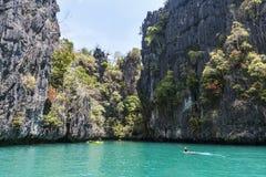 Filipinas, isla de Palawan Fotografía de archivo libre de regalías