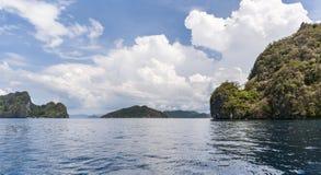 Filipinas, isla de Palawan Fotografía de archivo