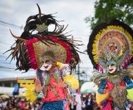 Filipinas têm a dança do divertimento Imagens de Stock