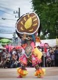 Filipinas têm a dança do divertimento Fotos de Stock