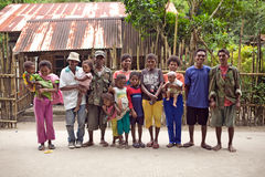 Filipino Aeta people Stock Photos