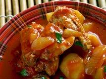 Filipino Chicken Asado Royalty Free Stock Image
