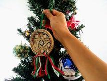 Filipino Christmas Stock Photo