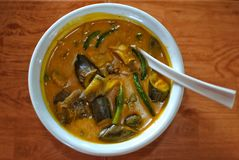 Filipino Dish Kare-kare Royalty Free Stock Image