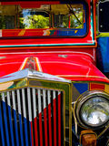 Filipino Jeepney Stock Image