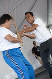 Filipino Martial Arts Stock Image