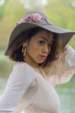 Filipino model Royalty Free Stock Photography