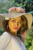 Filipino model Royalty Free Stock Images