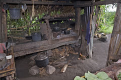 Philippines - Outdoor Kitchen Royalty Free Stock Photos