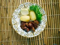 Filipino  Pork Adobo Stock Images