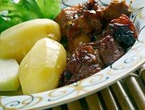 Filipino  Pork Adobo Stock Photo