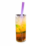 Filipino refreshment Sago at Gulaman Royalty Free Stock Images