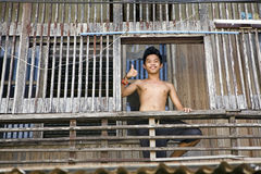 Philippines - Teenage Boy Stock Photography