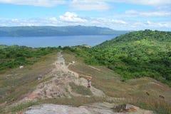 Filippijnen, Luzon-Eiland Stock Foto