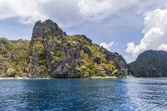 Filippijnen, Palawan-Eiland royalty-vrije stock fotografie