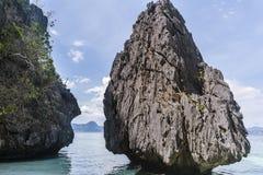 Filippijnen, Palawan-Eiland royalty-vrije stock foto