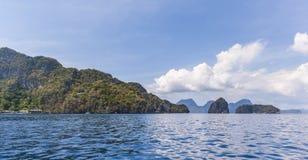 Filippijnen, Palawan-Eiland stock afbeelding
