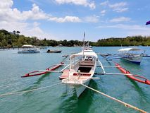 Filippijns Strand - Puerto Galera royalty-vrije stock foto