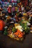 Filippijnse Plantaardige Markt Royalty-vrije Stock Foto's