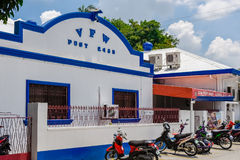 Filippijnse VFW-Zaal royalty-vrije stock afbeeldingen