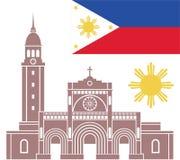 filippine illustrazione vettoriale