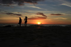 Filippine, Boracay Fotografie Stock Libere da Diritti