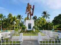 Filippinernaminnesmärkestaty Fotografering för Bildbyråer