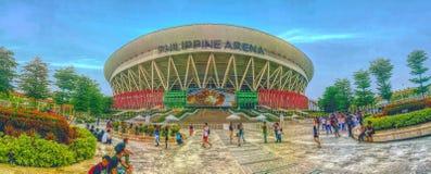 Filippinsk arena Arkivfoto
