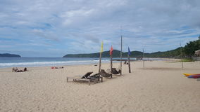 filippinsk strand Royaltyfri Foto