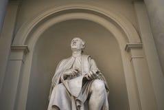 Filippo Brunelleschi-standbeeld royalty-vrije stock foto's