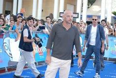 Filippo Nigro al Giffoni Film Festival 2013 royalty-vrije stock afbeeldingen