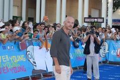 Filippo Nigro al Giffoni Film Festival 2013 stock afbeelding