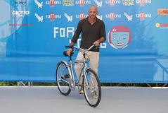 Filippo Nigro al Giffoni Film Festival 2013 Royalty Free Stock Photos