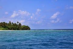 Filitheyo island Royalty Free Stock Photography