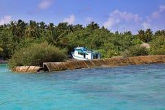 Filitheyo island Stock Photography