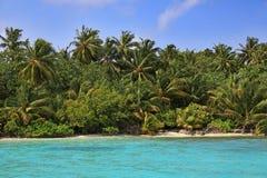 Filitheyo island Royalty Free Stock Photos