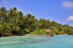Filitheyo island Stock Photo