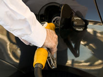 Fill up tank Royalty Free Stock Photo