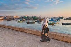 Fille égyptienne Photo libre de droits
