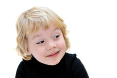 Fille adroite Photos libres de droits