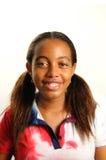 fille africaine adorable photographie stock libre de droits