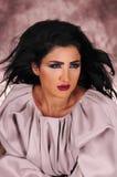 Fille arabe photographie stock libre de droits