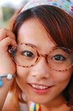 Fille asiatique images stock