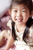 Fille asiatique Photo stock