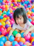 Fille asiatique heureuse image libre de droits